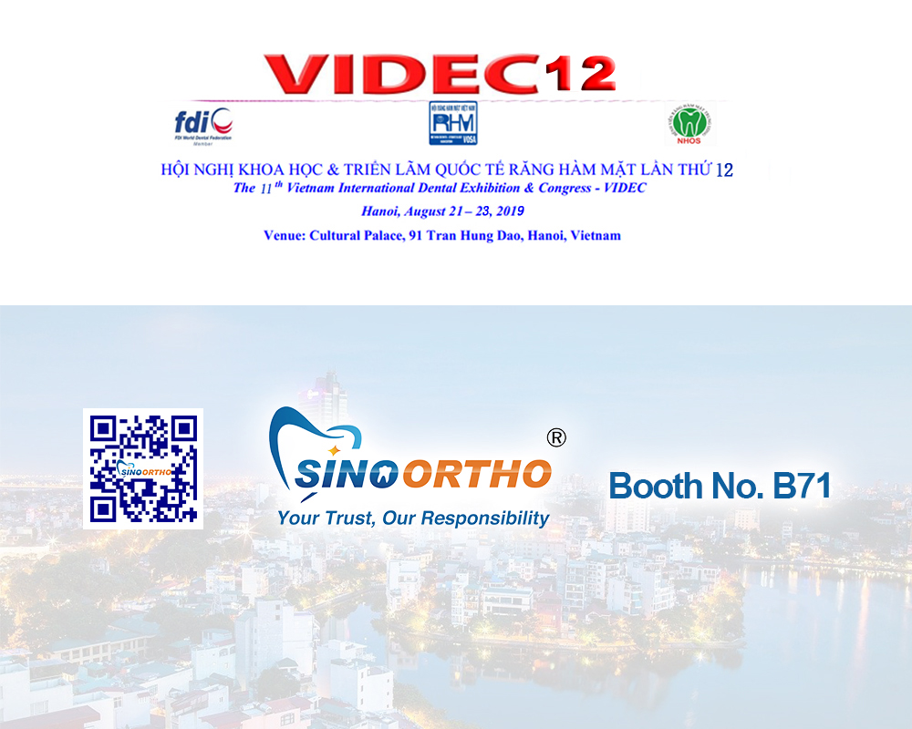 Exhibition in Vietnam VIDEC 2019