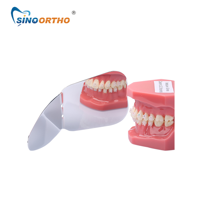 SINO ORTHO Orthodontic Mirrors Occlusal+Buccal DM01-03
